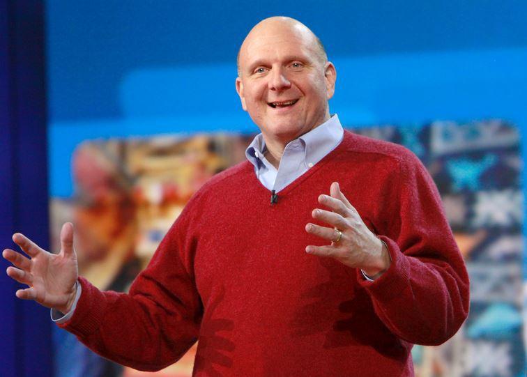 Стив Балмер окончательно ушёл из Microsoft