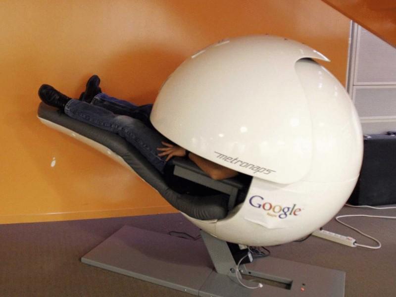 Некоторые сотрудники Google тайком живут на офисной территории