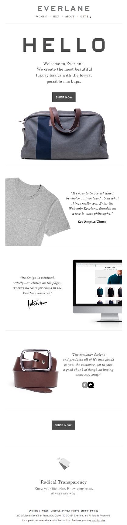 Увеличение продаж интернет магазина: 5 этапов создания совершенной email рассылки