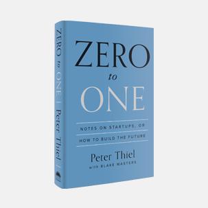 Вышла новая книга «Zero to One» — взгляд Питера Тиля на мир стартапов
