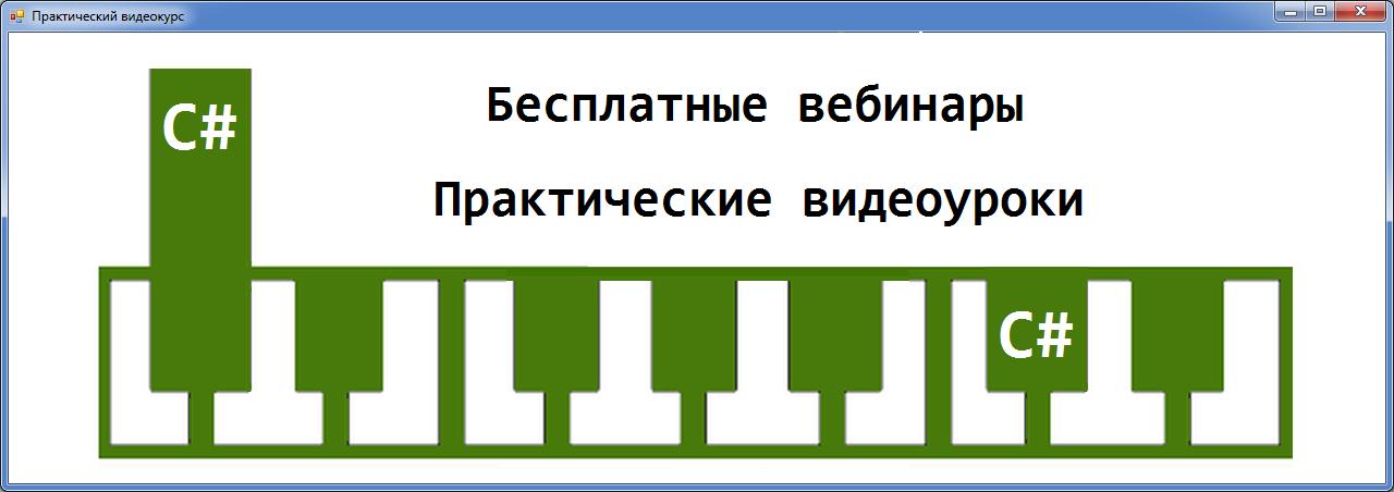 Как я создавал методику изучения C#