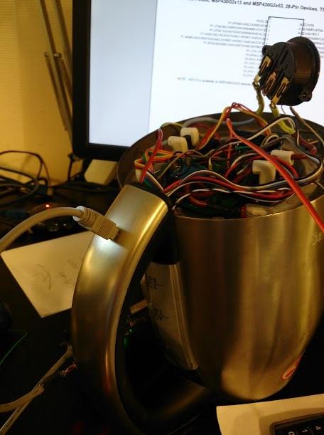 Создание Wi Fi чайника «для чайников»: как мы не порвали Кикстартер (пока)