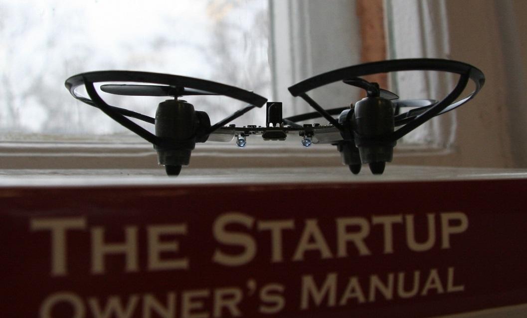 Byrobot: квадрокоптер для Чака Норриса и 6d-мышление - 10