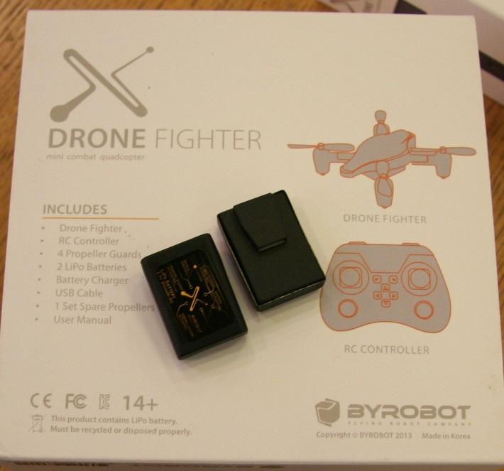 Byrobot: квадрокоптер для Чака Норриса и 6d-мышление - 6