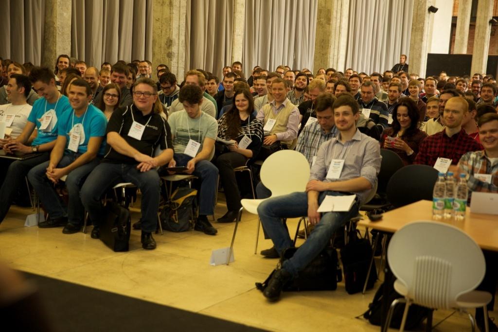 Чему я научился у C# .Net разработчиков на конференции Go# - 2