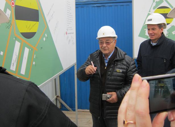 ЦОД нашей мечты в Ярославле: фото строительства и запуска - 16