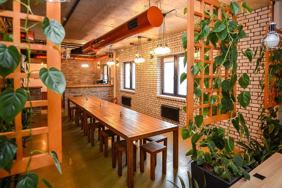 Новый офис Синезис: как мы создавали пространство для рождения идей - 12