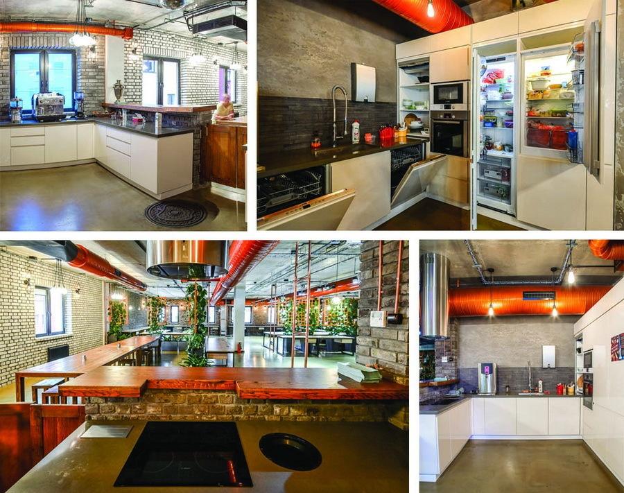 Новый офис Синезис: как мы создавали пространство для рождения идей - 14