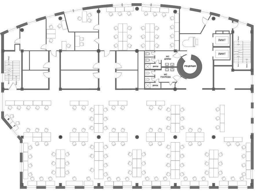Новый офис Синезис: как мы создавали пространство для рождения идей - 2
