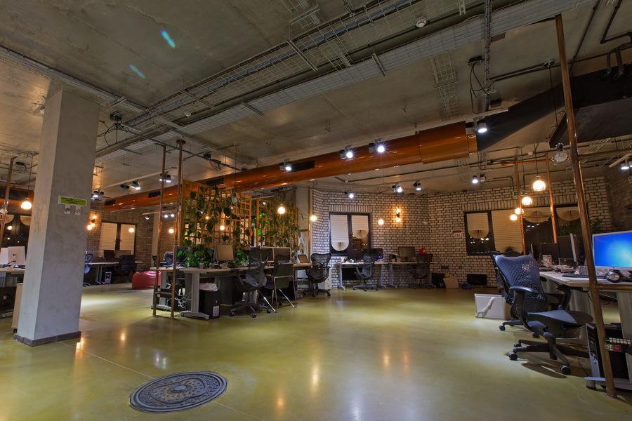 Новый офис Синезис: как мы создавали пространство для рождения идей - 3