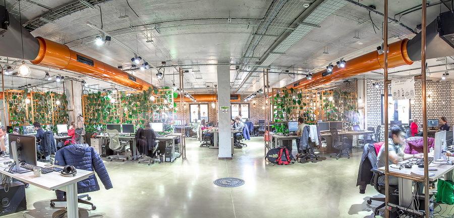 Новый офис Синезис: как мы создавали пространство для рождения идей - 4