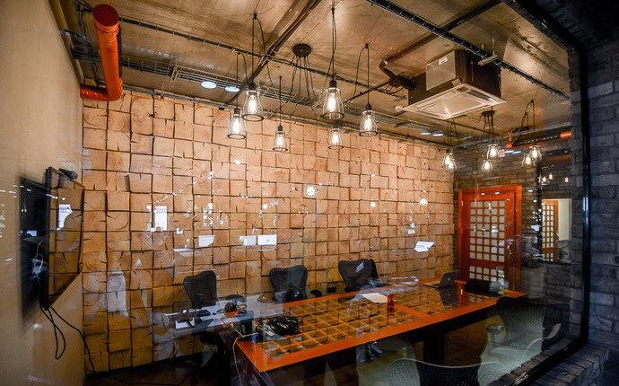 Новый офис Синезис: как мы создавали пространство для рождения идей - 6