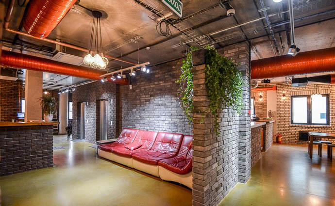 Новый офис Синезис: как мы создавали пространство для рождения идей - 7