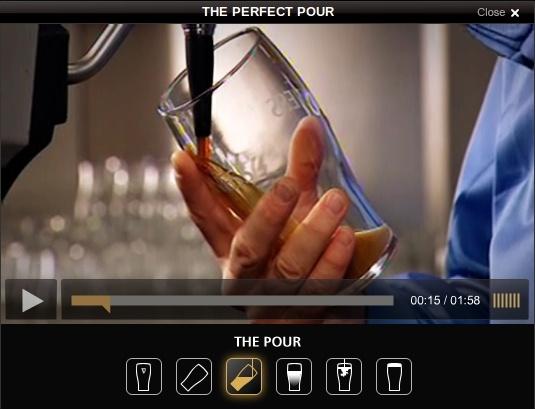Guinness — «Идеальная Пинта Пива». Кейс превосходного CRM решения - 1