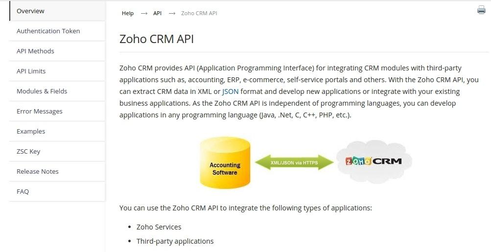 Zoho CRM. Обзор - 5