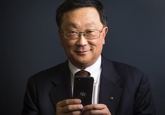 BlackBerry меняет профиль - 1