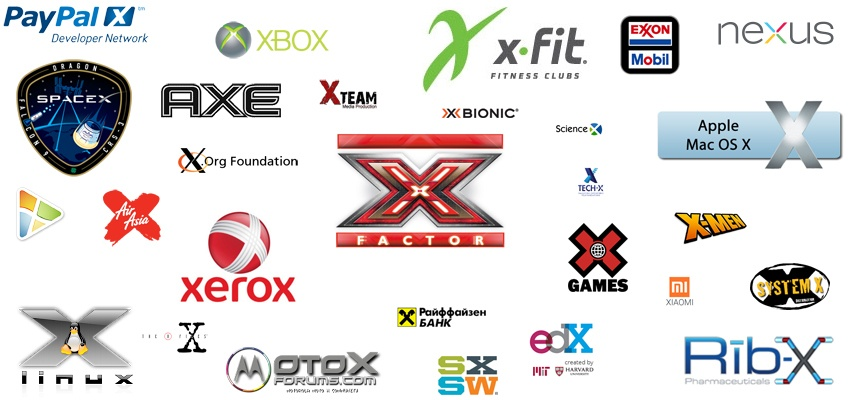 Исследование: почему символом «X» сейчас принято отмечать все научное, технологичное, флагманское, инновационное - 2