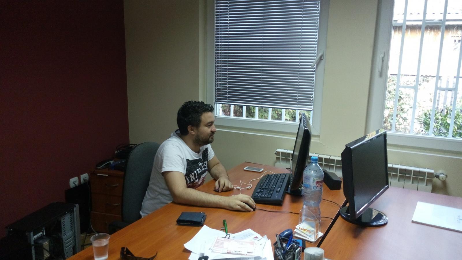 Облачные технологии из Македонии или управление B2B онлайн-проектом удаленно. Часть 2, бизнес-инкубатор в Скопье - 10