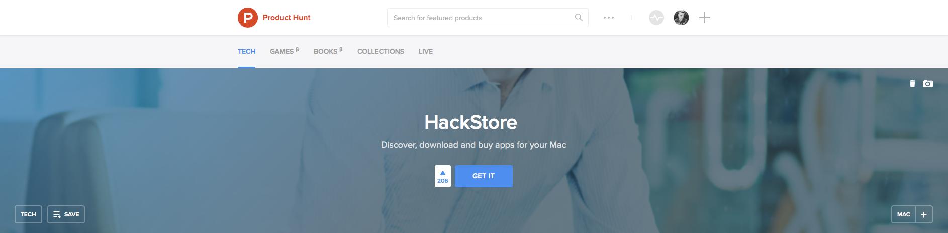 Используя советы с Мегамозга, или наш опыт на ProductHunt - 1