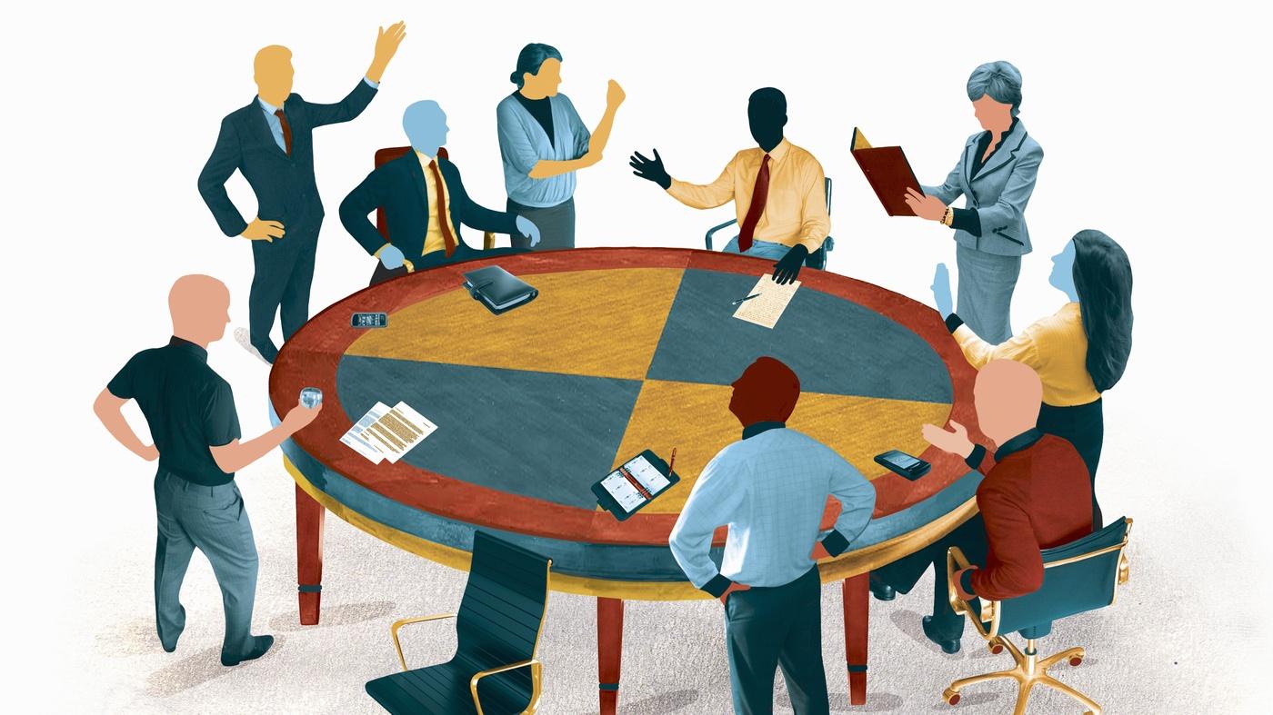 Ежедневные совещания как активное планирование - 1