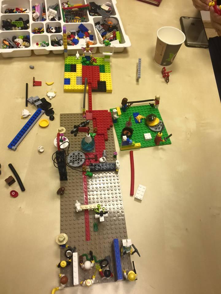 Lego Serious Play или «менеджеры играют в модели» - 2