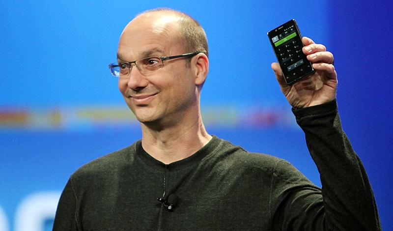 Соучредитель Android возвращается с новым проектом - 1