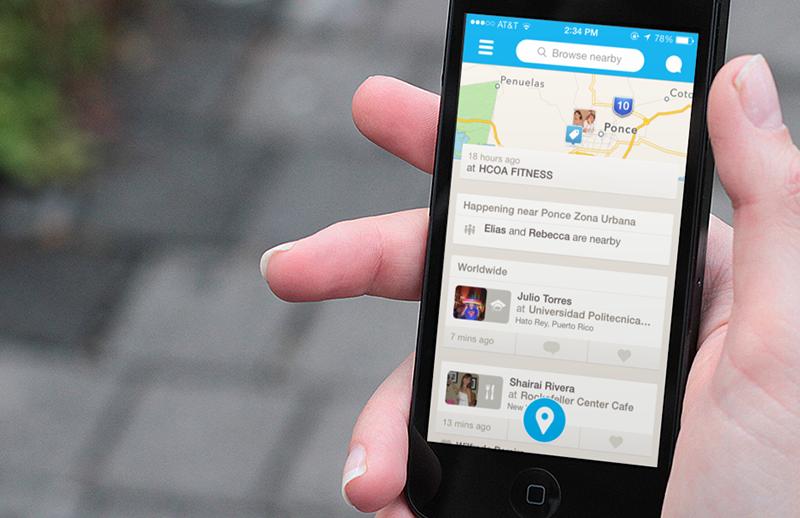 После нового раунда финансирования Foursquare стоимость стартапа упадет в два раза - 1