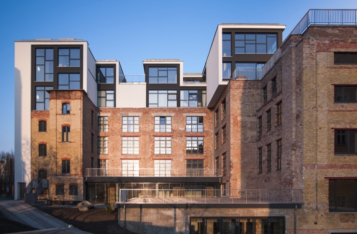 Google продолжает сотрудничество с берлинским коворкинг-центром Factory - 1