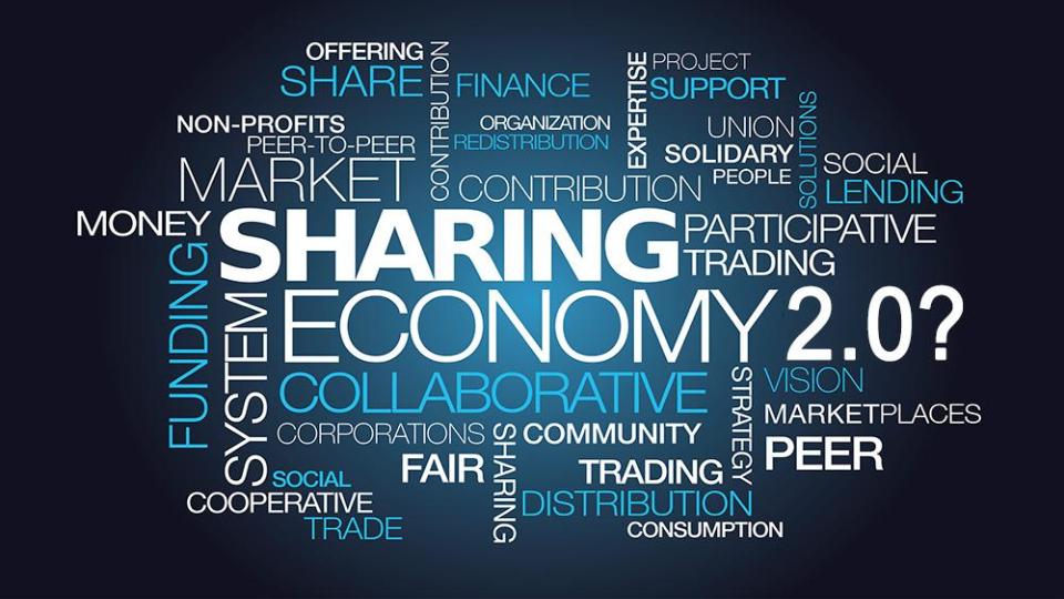 Перспективы экономики совместного потребления. Часть 2 - 1