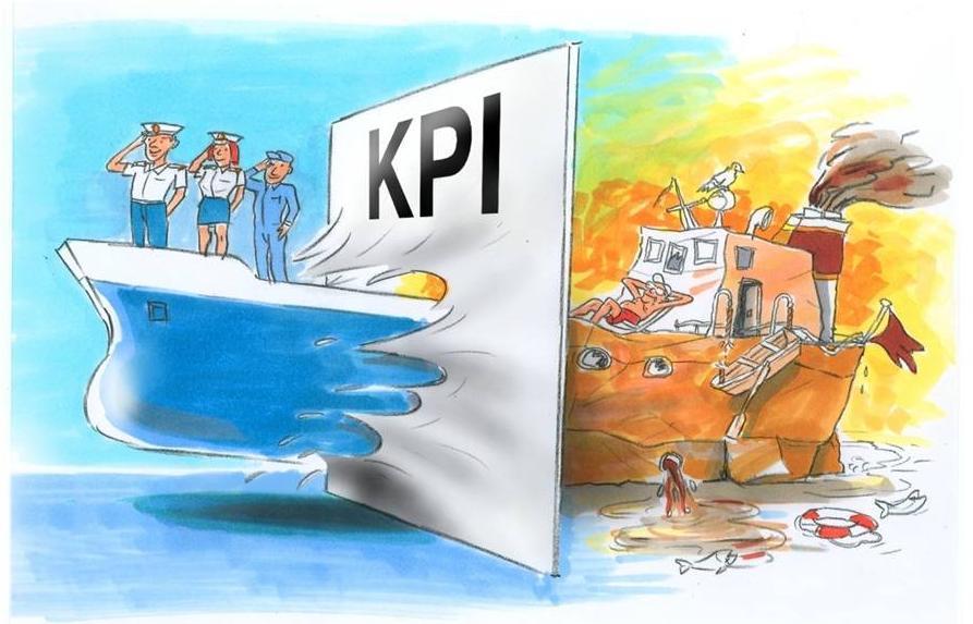 Система KPI в компании: как не пойти на три буквы - 1