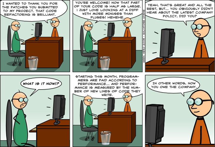 Опрос: Программист и зарплата - 2