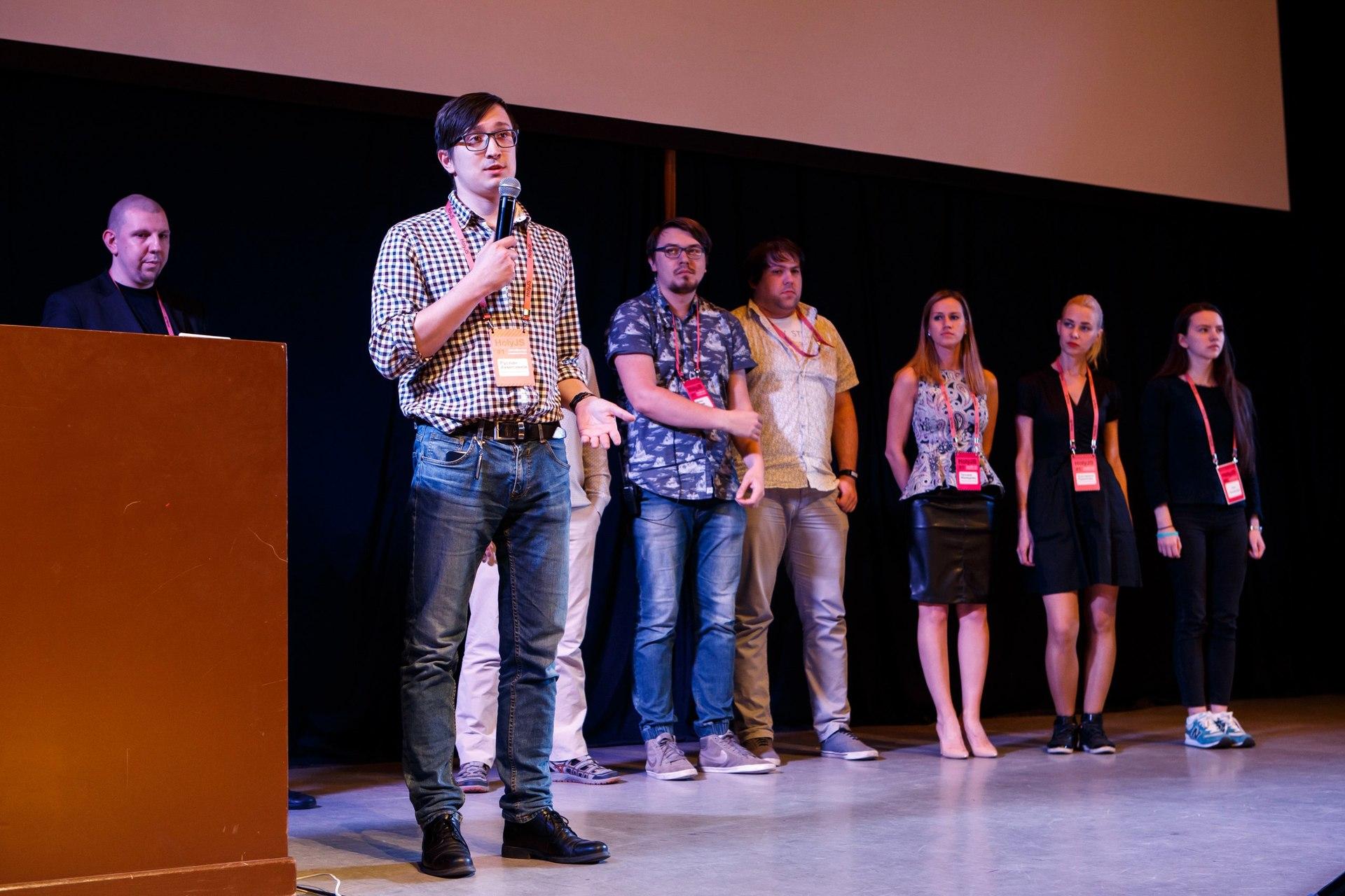 Внутренняя кухня JUG.ru Group: как делается конференция на 1000 программистов - 1