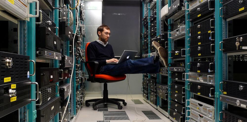 Как сделать виртуальную инфраструктуру доступнее - 1