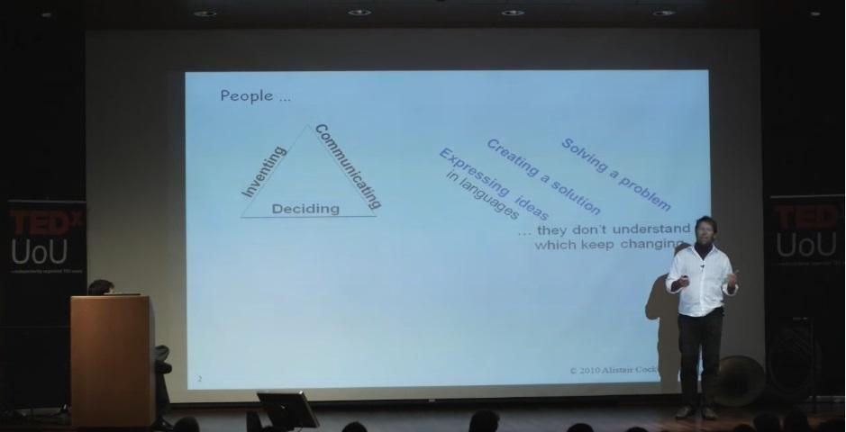 Алистер Коберн: Командная разработка и agile - 3