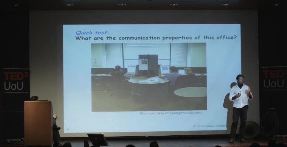 Алистер Коберн: Командная разработка и agile - 6