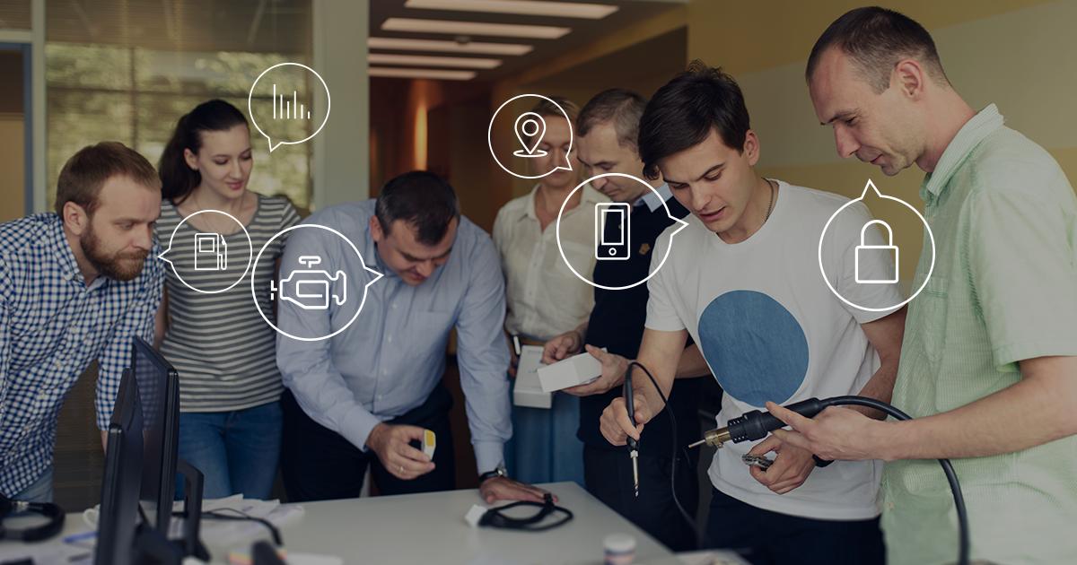 Как создавался телематический сервис Smartdriving.io — на 100% российский технологический стартап - 1