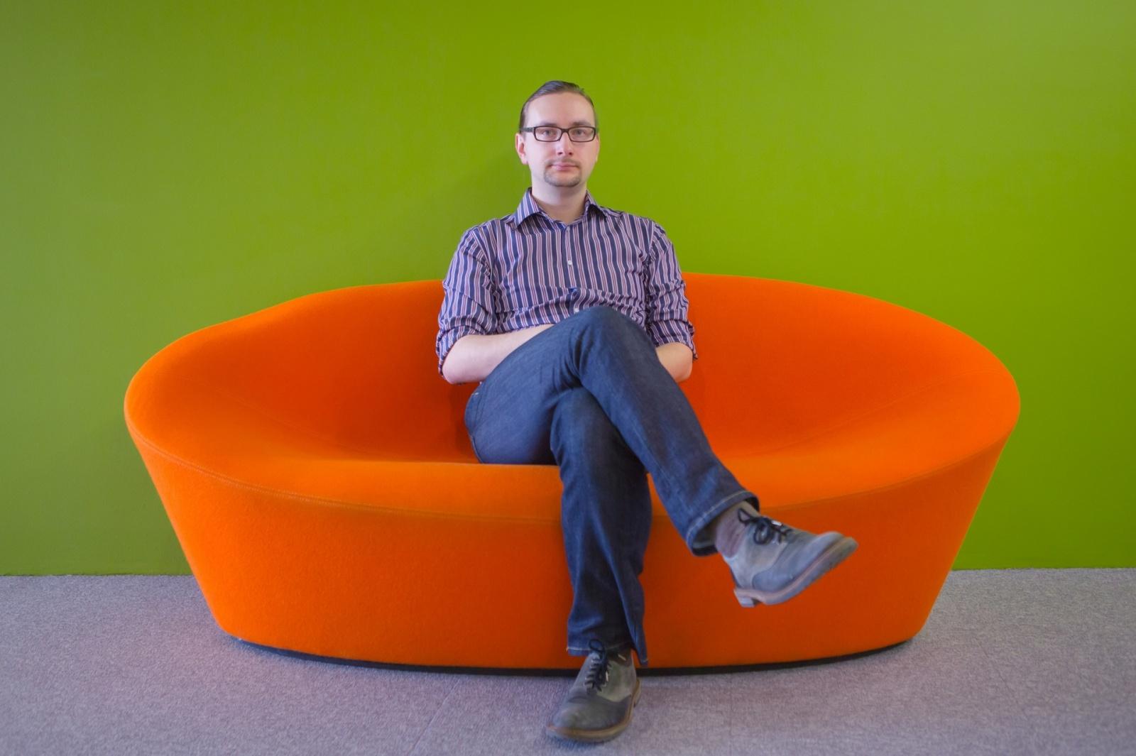 Как работают ИТ-специалисты. Антон Карпов, руководитель службы безопасности в Яндексе - 1