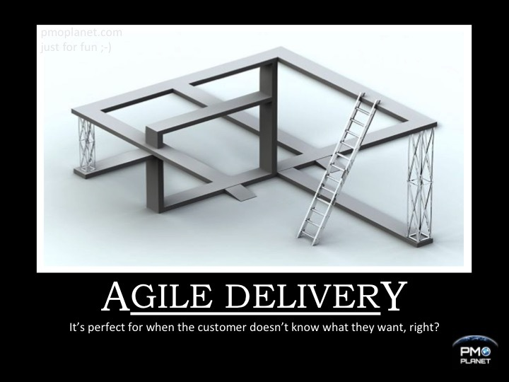 Agile умер, да здравствует… Agile - 3