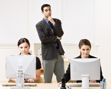 Бунт бездельников, или еще раз об учете рабочего времени - 1