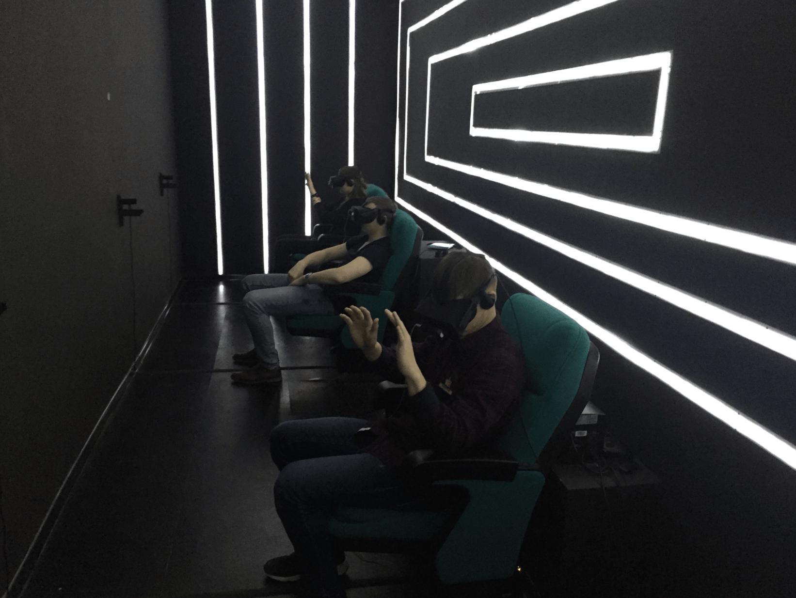 Грабли виртуального квеста, часть первая: гейм-дизайн, разработчики, выбор шлема - 5