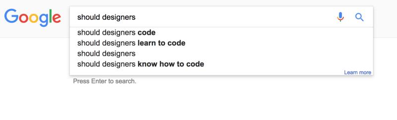 Извечный спор: должны ли дизайнеры писать код или разработчики делать дизайн? - 2