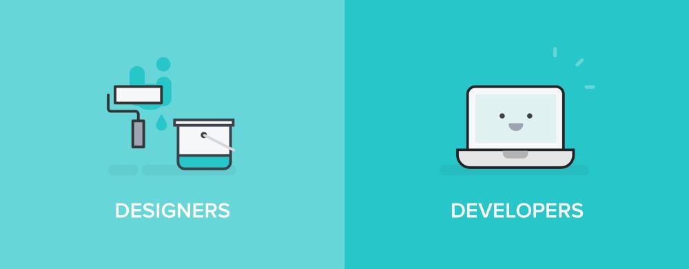 Извечный спор: должны ли дизайнеры писать код или разработчики делать дизайн? - 1