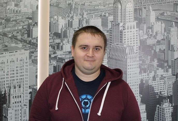 Как работают ИТ-специалисты. Александр Козлов, тимлид компании SimbirSoft - 1