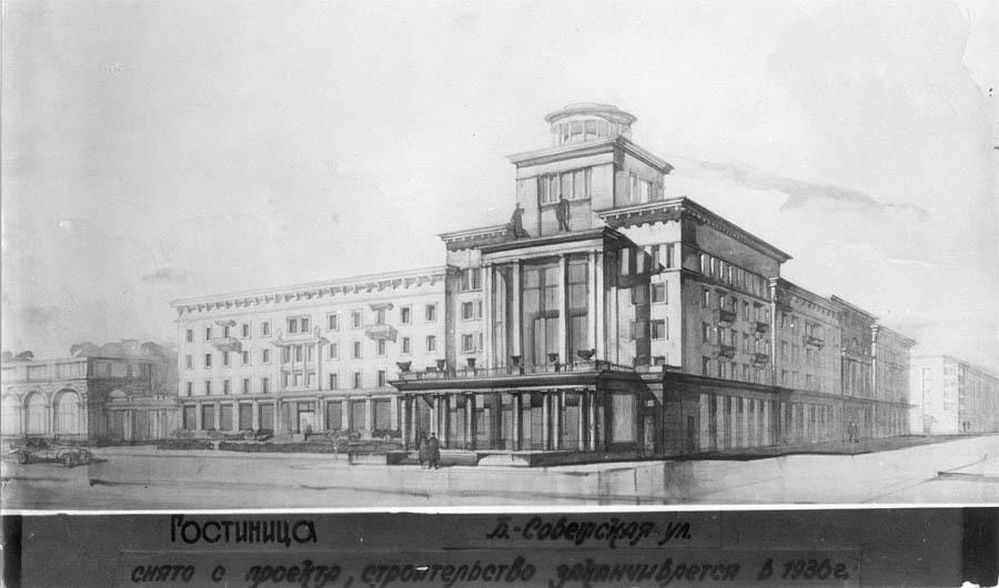 Как мы реконструировали здание суда в Смоленске: от лазерных сканов лепнины под плесенью до релиза - 11