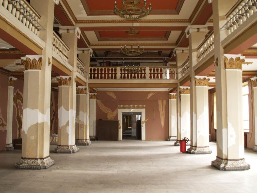 Как мы реконструировали здание суда в Смоленске: от лазерных сканов лепнины под плесенью до релиза - 15