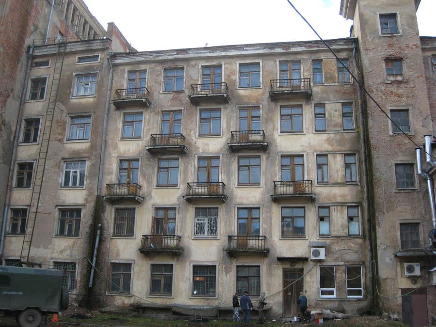 Как мы реконструировали здание суда в Смоленске: от лазерных сканов лепнины под плесенью до релиза - 24