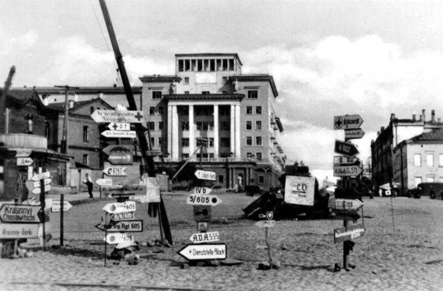 Как мы реконструировали здание суда в Смоленске: от лазерных сканов лепнины под плесенью до релиза - 6