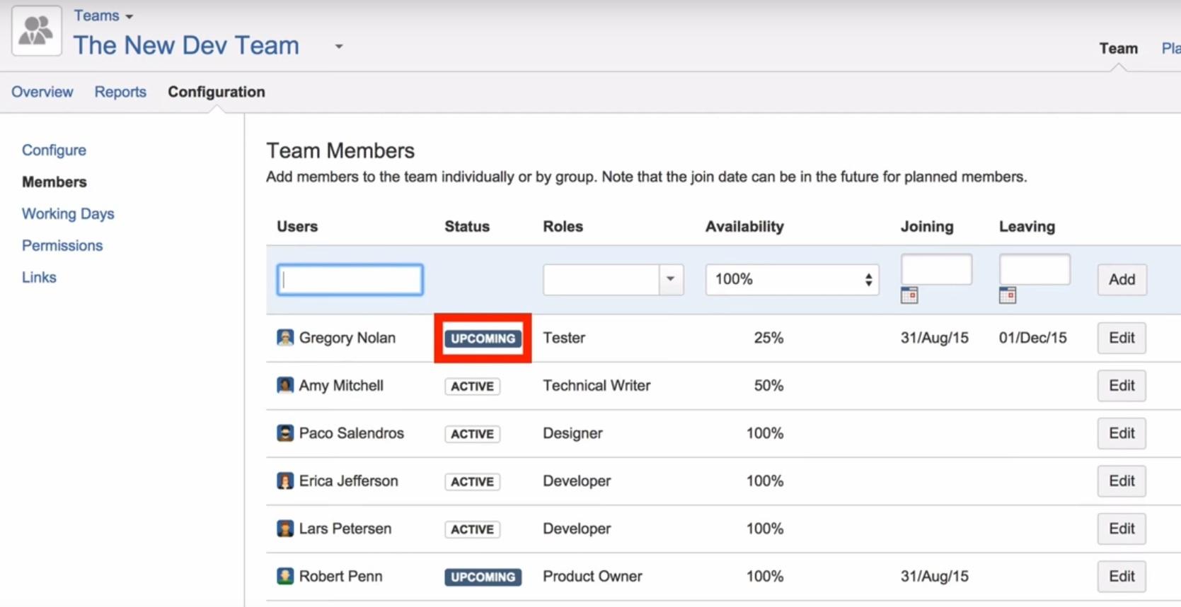 Реализация процедуры «Планирование выпуска релизов по продуктам» инструментами семейства Atlassian - 6