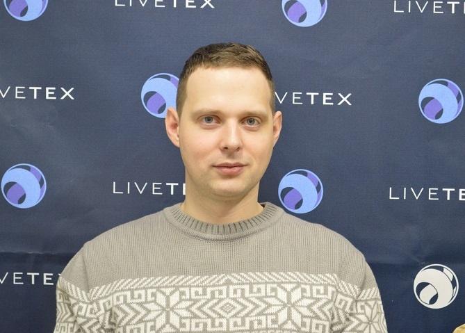 Как работают ИТ-специалисты. Леонид Выговский, системный архитектор компании LiveTex - 1
