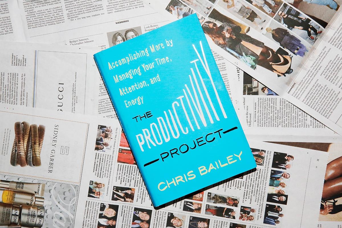 Он проверил самые известные методики личной эффективности и написал одну из лучших книг по продуктивности - 1